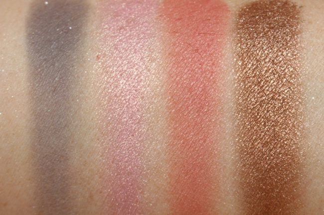 Fenty Beauty Moroccan Spice Eyeshadow Palette Swatches