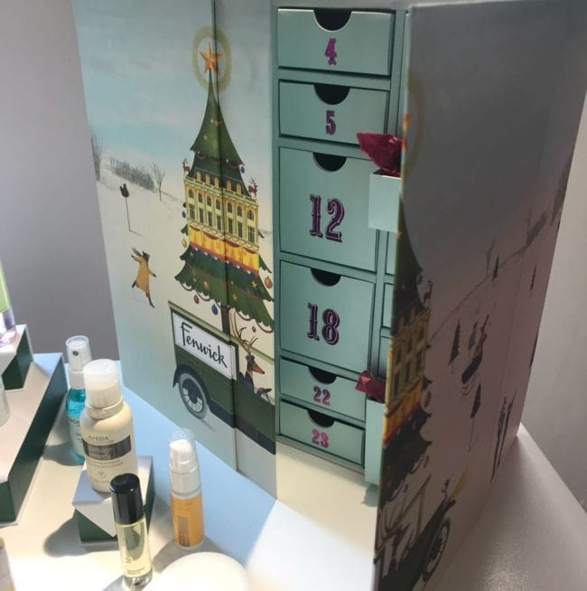 Fenwick Beauty Advent Calendar 2018