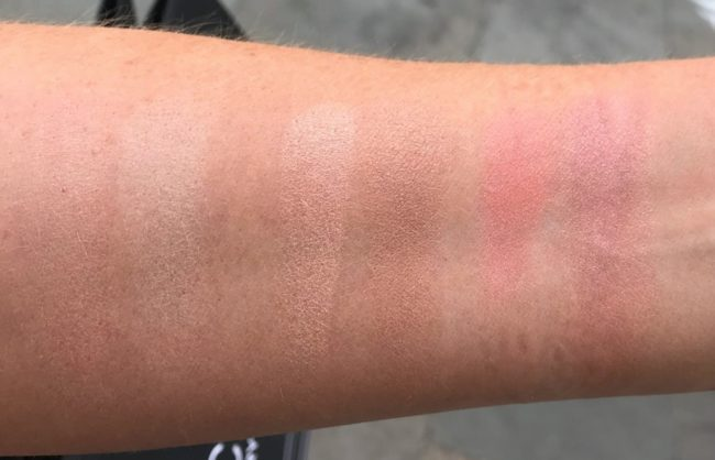 Hourglass Ambient Lighting Edit 4 Swatches