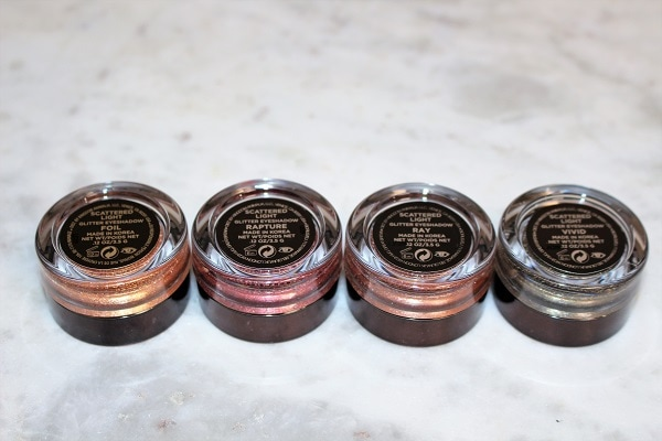 Hourglass Scattered Light Eyeshadow - New Shades 2019