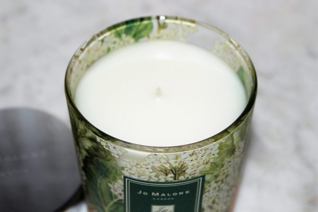 Jo Malone Charity Candle 2018 - White Lilac & Rhubarb