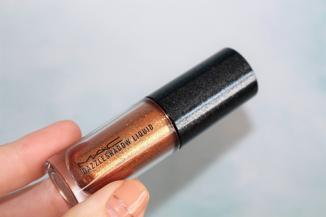 Mac Dazzleshadow Liquid Review Amp Swatch New For 2018