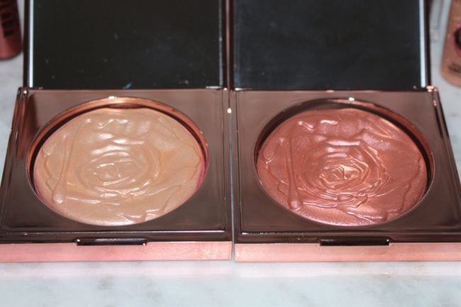 Smashbox Vlada Petal Metal Highlighters