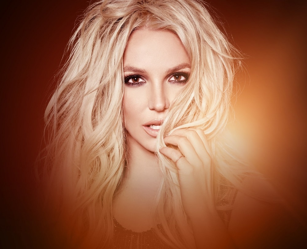 Britney Spears Spills On Her BeautyIcon