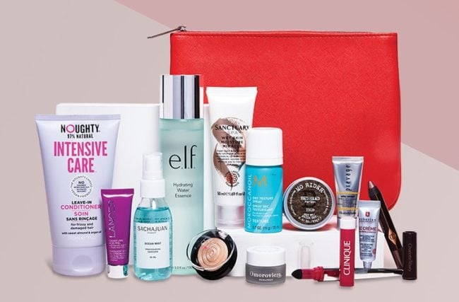 Feel Unique Gift With Purchase Beauty Bag