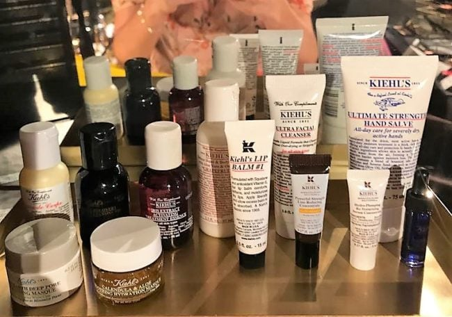 Kiehl's Advent Calendar 2018