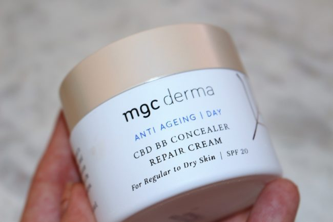 MGC Derma CBD BB Concealer Repair Cream