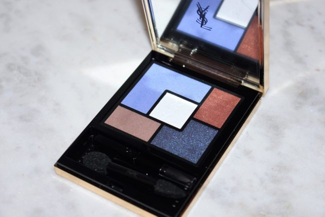YSL Fall 2018 Couture Palette Collector Yconic Purple