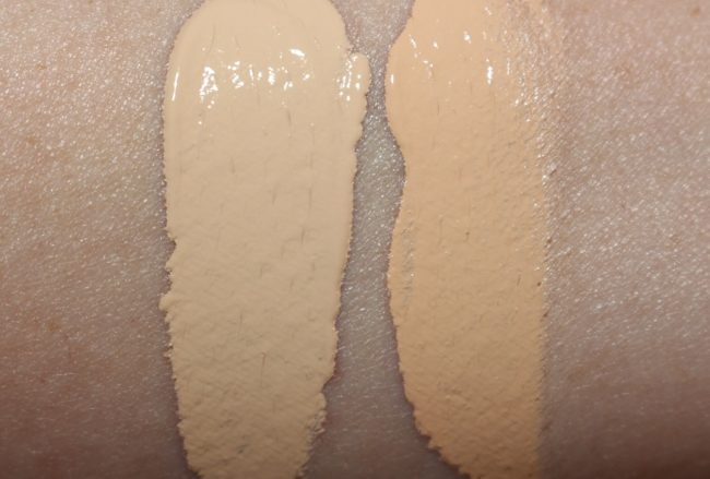 BECCA Skin Love Weightless Blur Foundation Review & Swatches