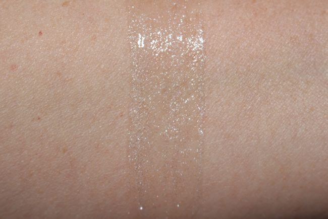 Fenty Beauty Diamond Milk Gloss Bomb Swatch