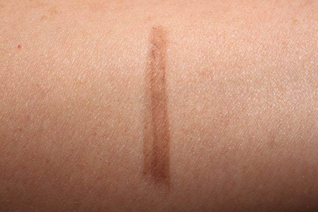 Guerlain Fall 2018 Eyebrow Pencil in Light swatch