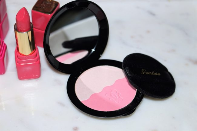 Guerlain Fall 2018 Two Tone Blush in 02 Rose Neutre