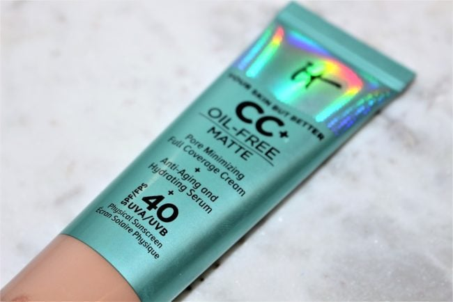IT Cosmetics Oil Free Matte SPF 40