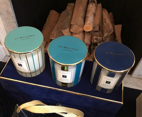 Jo Malone Decorated Candlele Collection