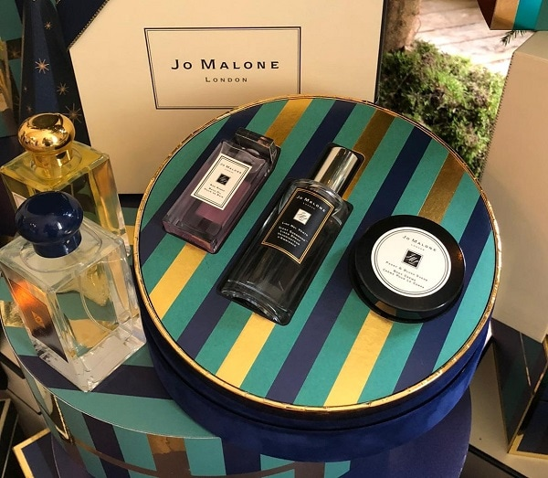 Jo Malone Scented Bedtime Collection