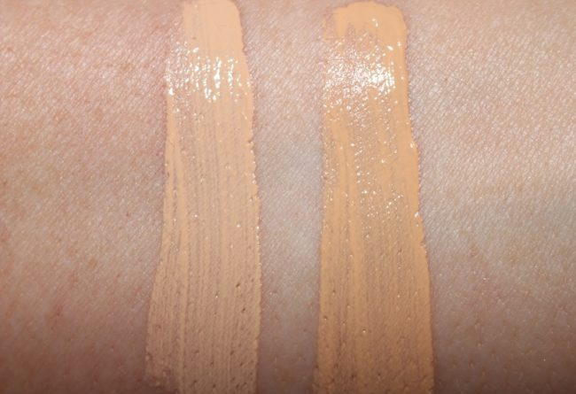 Sisley Stylo Lumiere Highlighter Concealer Pen Swatches - 2 & 3