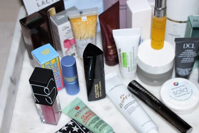 Space NK Gift With Purchase - Space NK Stars September 2018