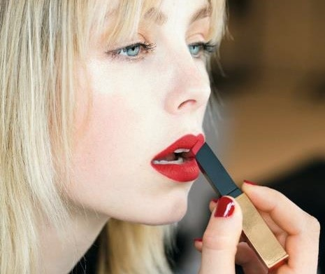 YSL The Slim Matte Lipstick - Rouge Pur Couture