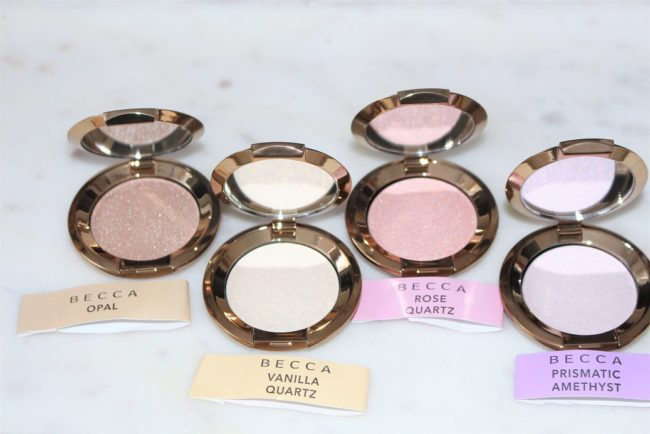 BECCA Glow Macaron Collection