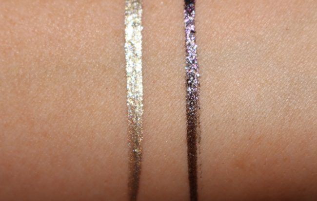 Chantecaille Holiday 2018 Collection - Les Perles Shimmer Liquid Eyeliners