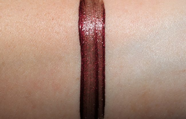 Givenchy Fall 2018 Encre A Cils Red Night Swatch