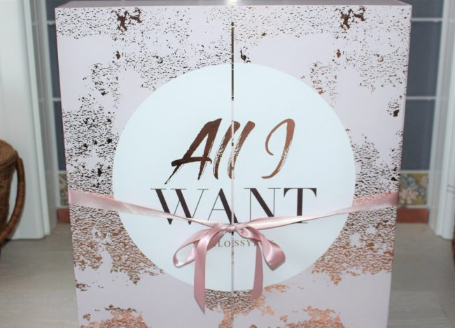 Glossybox Advent Calendar 2018 SPECIAL OFFER