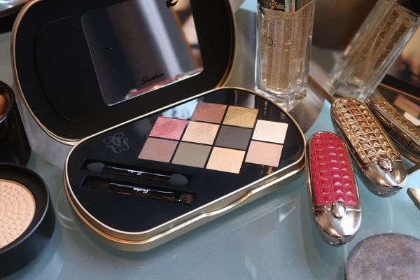 Guerlain Holiday 2019 Goldenland Collection