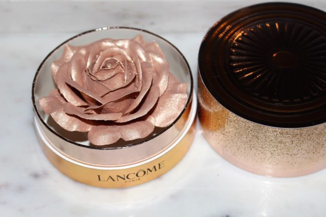 Lancome Christmas 2018 La Rose A Poudrer Highlighter