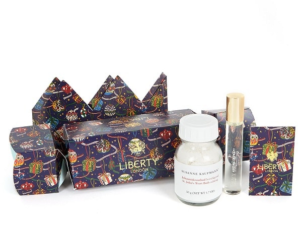 Liberty Beauty Cracker Aromatherapy Associates and Susanne Kaufmann