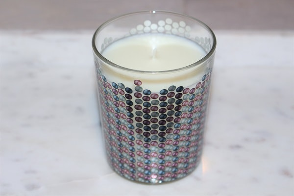 Shimmering Spice Candle 2019