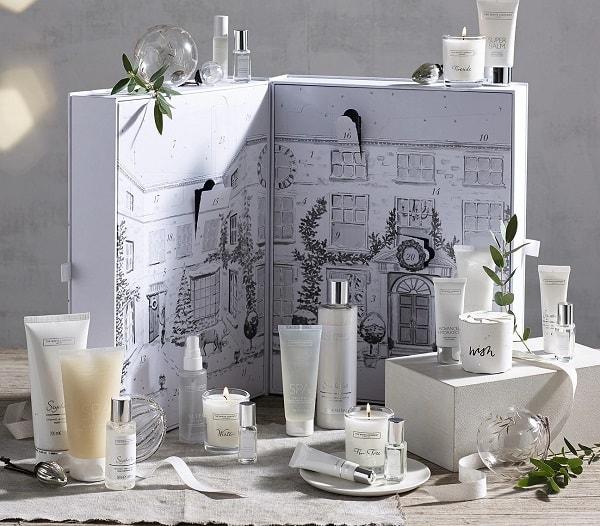 The White Company Advent Calendar 2019