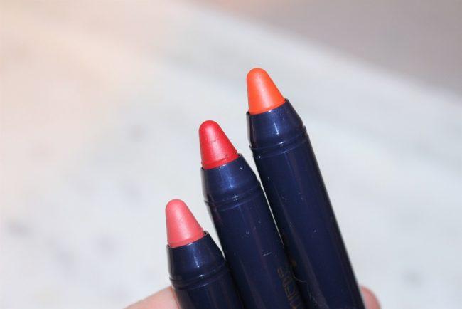 Zoeva Premiere Lip Crayons