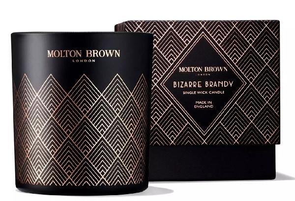 Molton Brown Bizarre Brandy Candle