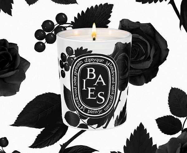 Diptyque Baies Black Candle for Black Friday 2019