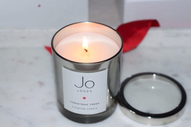 Jo Loves Christmas Trees Candle