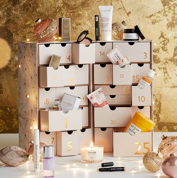 John Lewis Beauty Advent Calendar 2019