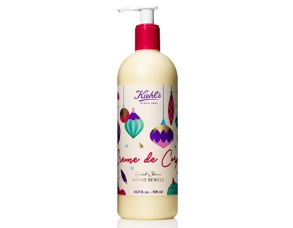 Kiehl's Holiday 2019 Creme De Corps Janine Rewell Limted Edition