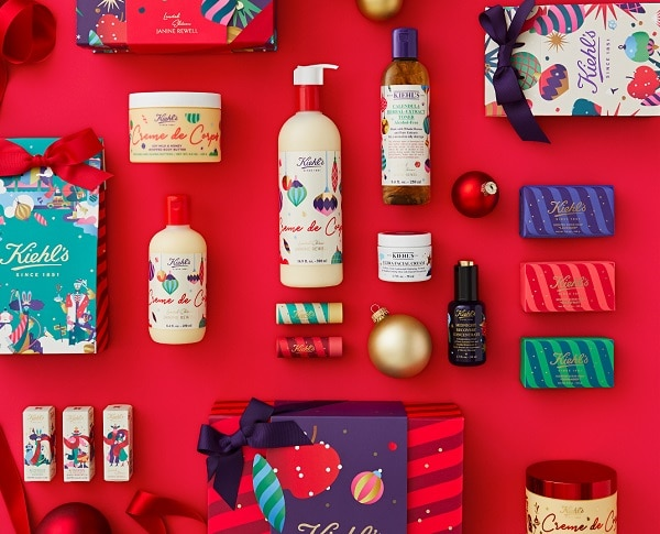 Kiehl's Holiday 2019 Collection - Janine Rewell Limted Editions