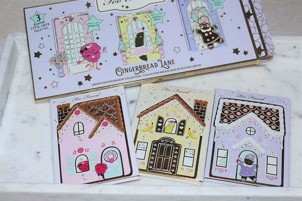 Too Faced Gingerbread Lane