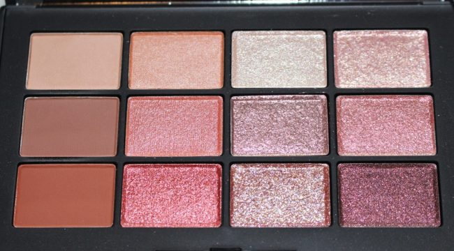 NARS Ignited Eyeshadow Palette UK