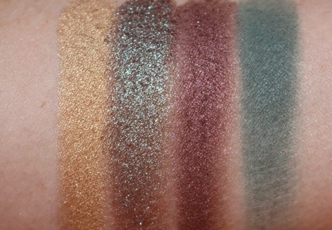 Tom Ford Photosynthesex Swatches