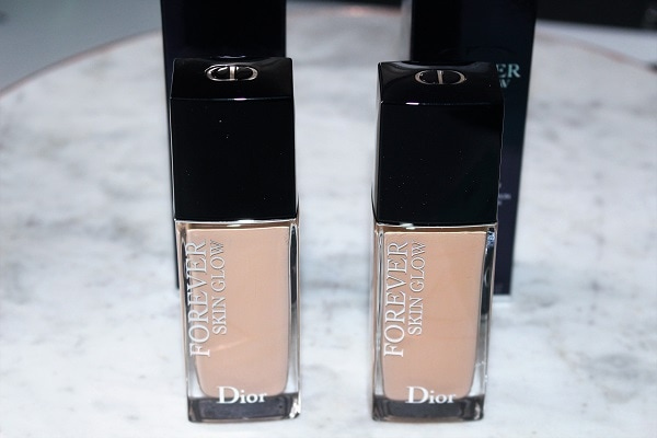 0ebf179955 Dior Forever Skin Glow Foundation Review & Swatches