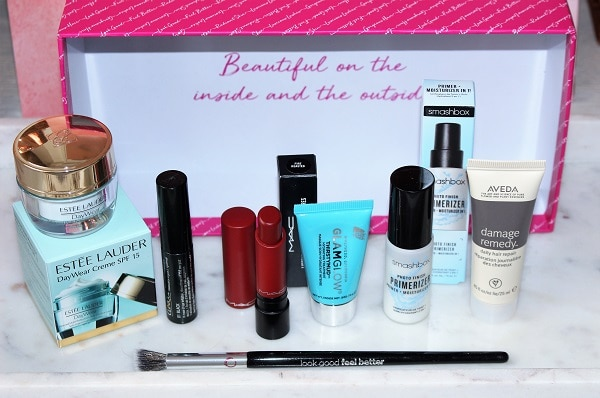 Look Good Feel Better Beauty Box