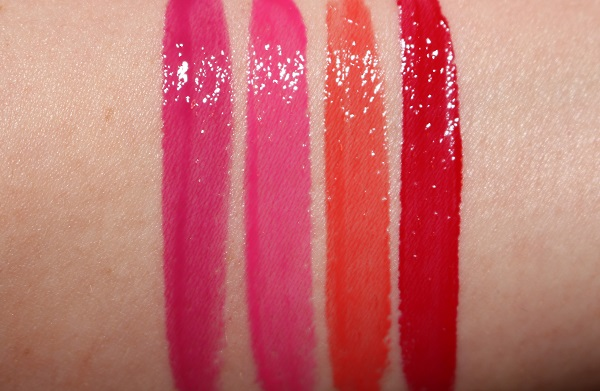 By Terry Lip Expert Shine Liquid Lipstick Swatches