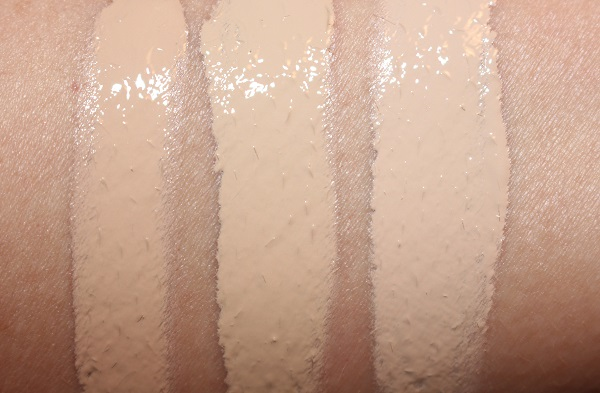 No7 Hydra Luminous Moisturising Foundation Swatches