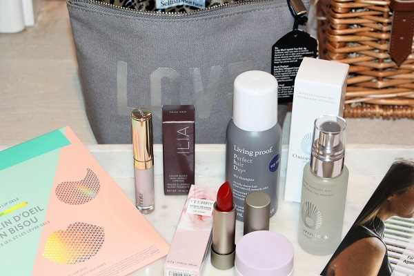 Space NK Selfish Mother Beauty Bag