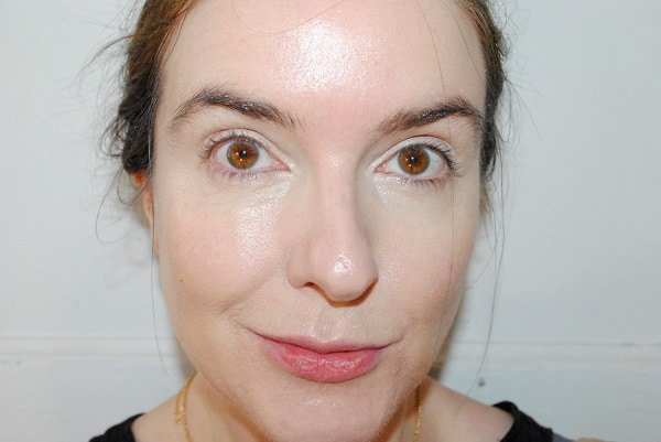 YSL Touche Elcat High Cover Radiance Concealer Swatches - after