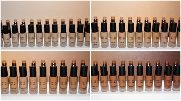 Bobbi Brown Foundation New Shades 2019