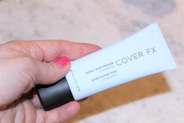 Cover Fx Dewy Skin Primer Uk Review Amp Photos The Super
