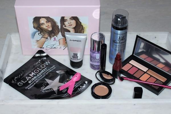 Estee Lauder Beauty Box - The Sam & Nic Edit